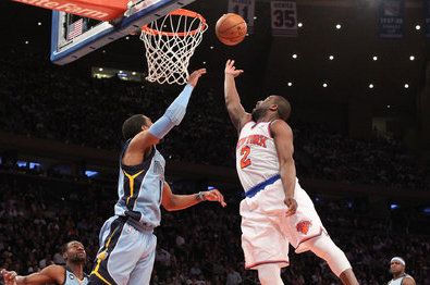 Knicks Barely Win Rout of Grizzlies