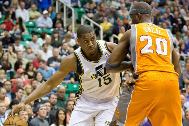 Win over Suns Keeps Utah Jazz in Playoff Chase