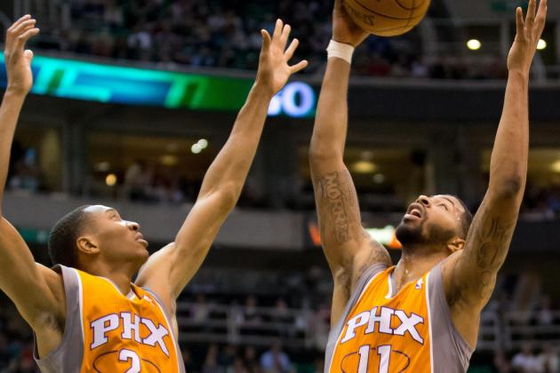 Phoenix Suns Maintain Lottery Spot as Utah Jazz Coast to Win