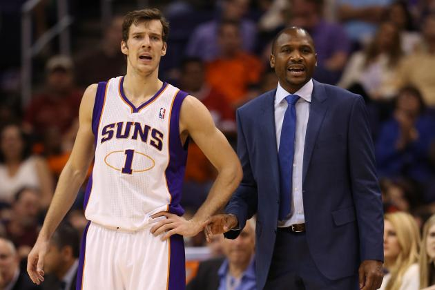 "Suns Lose To Jazz 103-88 With Dragic ""Out"""