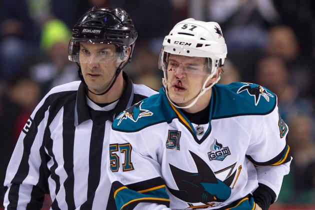 Kurz's Instant Replay: Sharks 4, Ducks 0