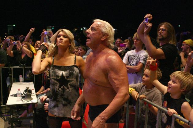 WWE News:  Hall of Famer Ric Flair Health Update