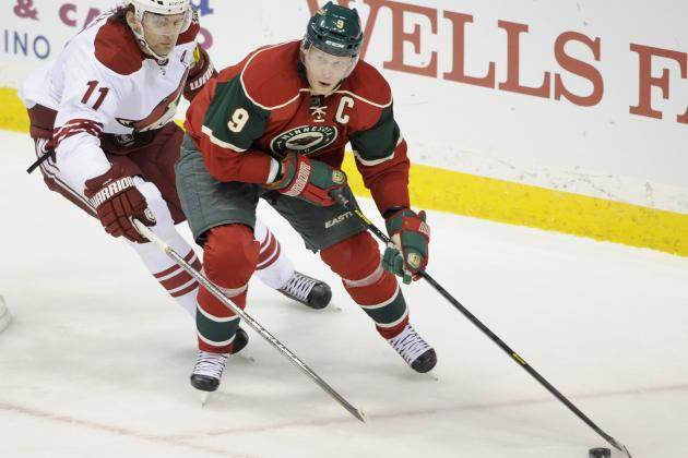 Koivu Scores in OT, Wild Top Coyotes for Seventh Straight Win