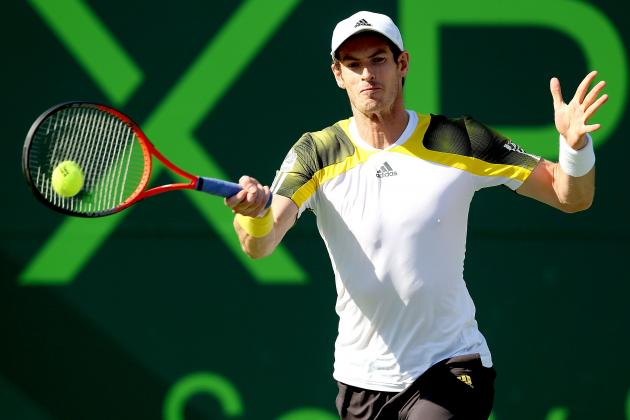 Miami Masters 2013: Previewing Thursday's Quarterfinal Matchups