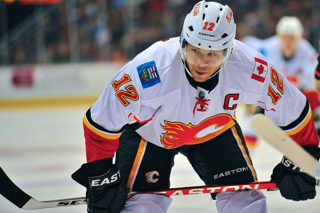 Pittsburgh Penguins Acquire Jarome Iginla from Calgary Flames