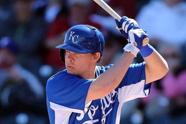 Getz Has 6 Hits for Royals in Tie with Cubs