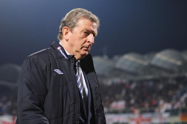Hodgson Left with Plenty to Ponder on England's Rocky Road to Rio