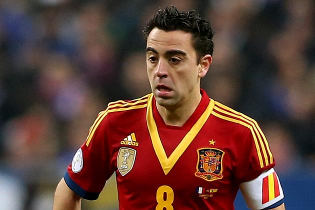 Xavi Doubtful for PSG