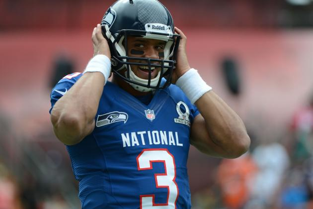 Seahawks' Russell Wilson Eager to Improve