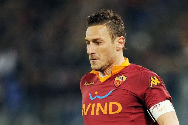 Totti Wants New Roma Deal