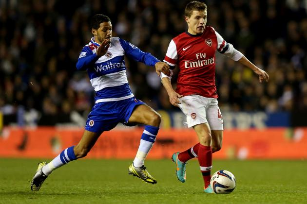 Arsenal vs. Reading: Date, Time, Live Stream, TV Info and Preview