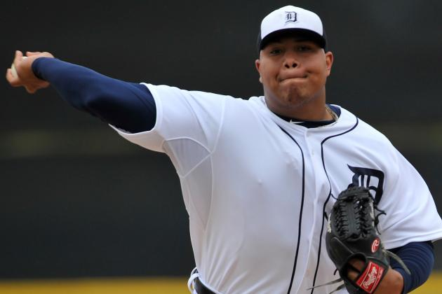 Tigers Option Bruce Rondon to Toledo, Will Go with a Closer-by-Committee
