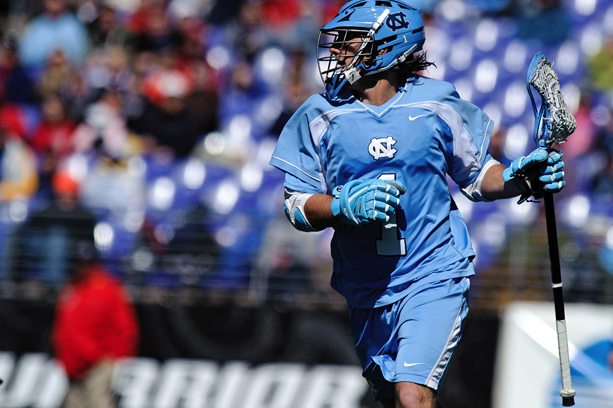 NCAA Lacrosse: North Carolina Beats Brown in Offensive Showcase, 18-12