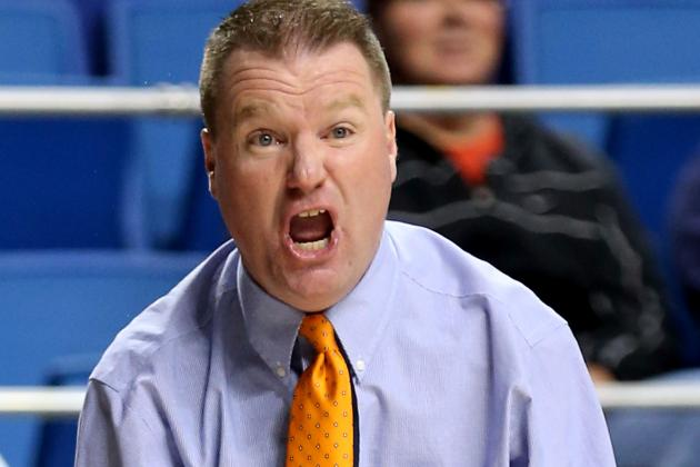 Bucknell Men's Basketball Coach Dave Paulsen Inks New Five-Year Contract