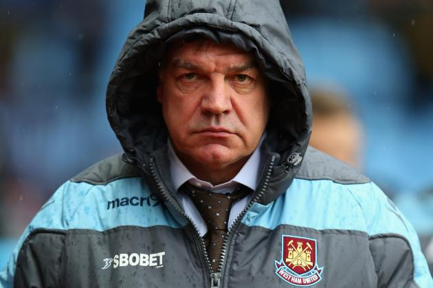 Sam Allardyce Ready to Commit Future Once West Ham Reach 38-Point Mark