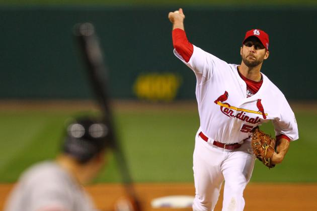 Wainwright, Cardinals Extension a Fair Deal for All Involved