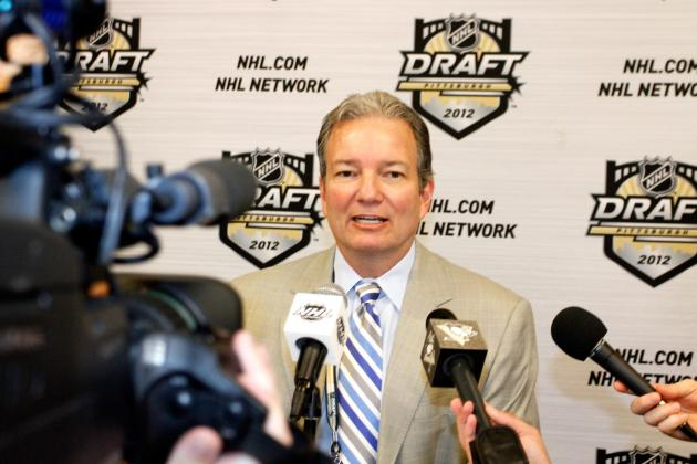 Q and A with Pens GM Ray Shero as to How Iginla Trade Happened