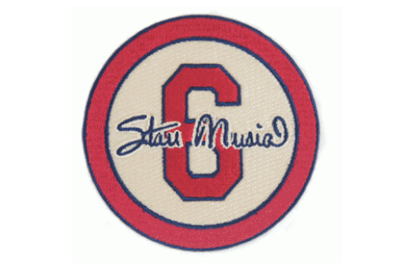 Cards Unveil Stan Musial Uniform Patch