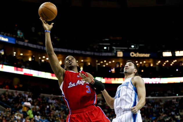 Chris Paul Says Greivis Vasquez Talks Too Much