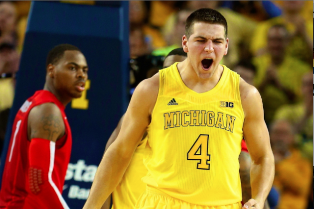 Hoke Wants McGary for Football Team