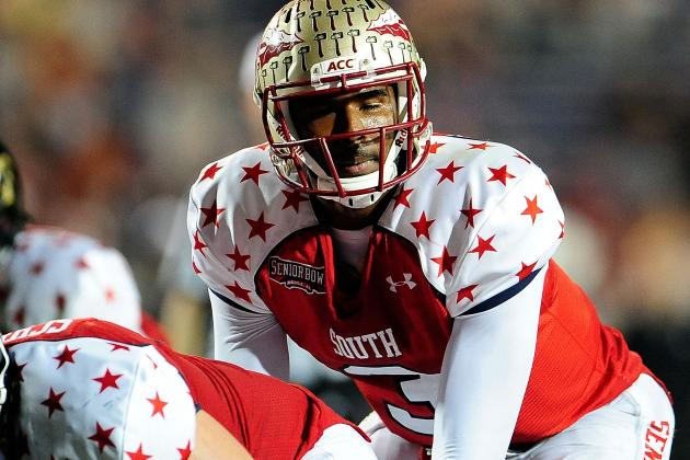 EJ Manuel Thinks He Can Go in NFL Draft's First Round