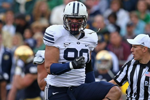 BYU Football: Rebuilding Defensive Line a Spring Priority