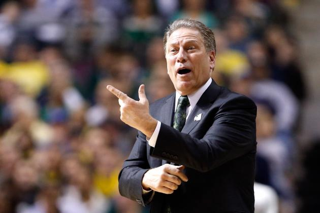 Tom Izzo's Son Picks Duke in His Bracket