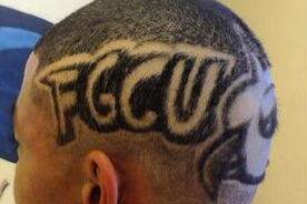 NCAA Tournament: Florida Gulf Coast Haircut (PHOTO)