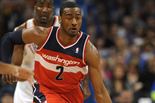 John Wall: Im NBAs Fastest Player
