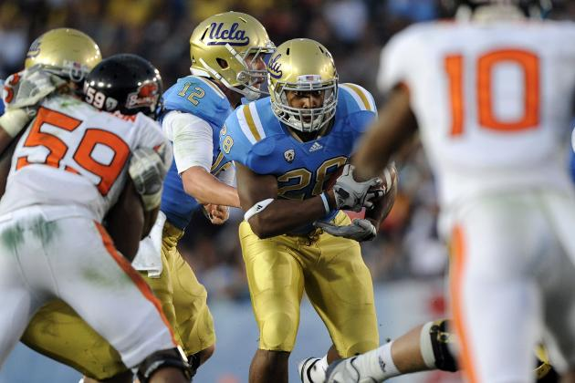 Malcolm Jones Back as a Walk-on for UCLA Football