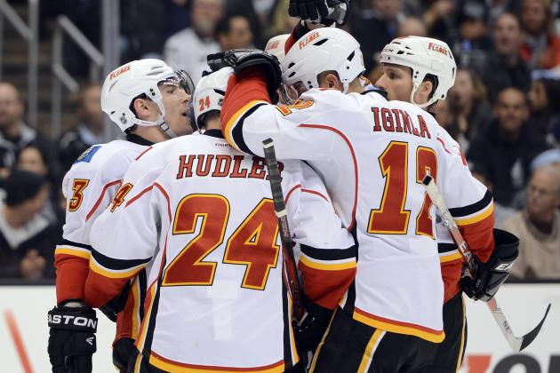 Calgary Flames Say Goodbye to Their Captain Jarome Iginla
