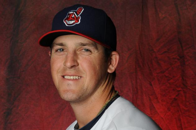Indians Return Rule 5 Pick Chris McGuiness to Texas Rangers