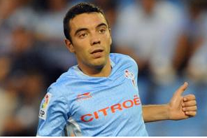Celta Confirm Valencia-Aspas Talks