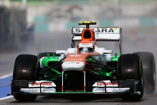 Force India to Run Mercedes Engines from 2014 Onwards