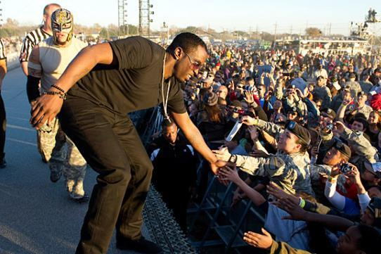 WWE News: Sean 'Diddy' Combs to Perform at WrestleMania 29