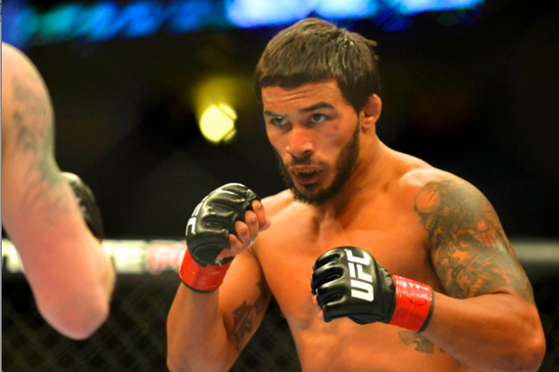 UFC 160: Dennis Bermudez vs. Max Holloway Added to May Fight Card