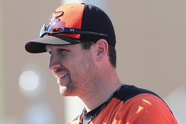 Orioles Reassign Chris Robinson