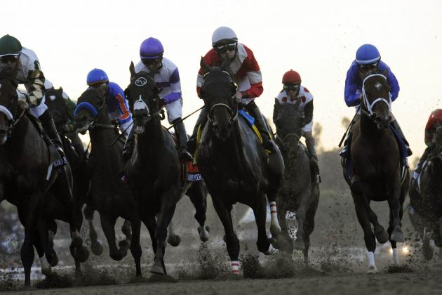 Louisiana Derby Draws Full Field of 14