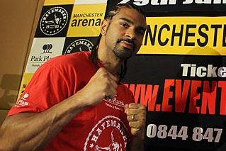 David Haye Confirms Return to the Ring but Must Wait for Klitschkos