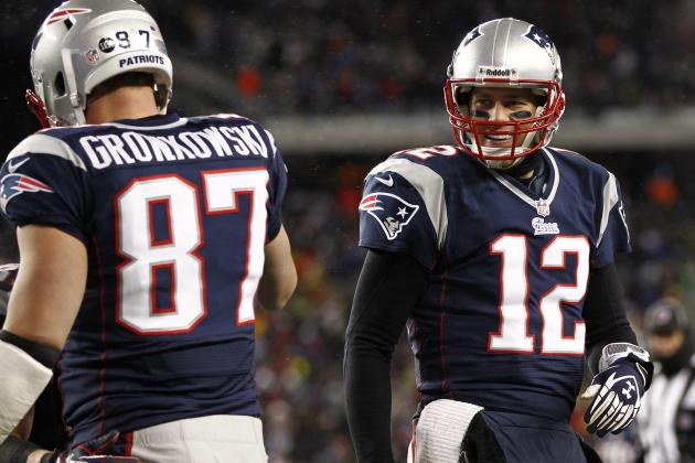 2013 New England Patriots Schedule: Full Listing of Dates, Times and TV Info