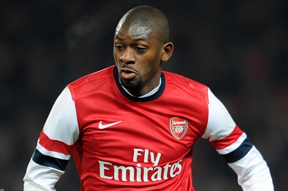 Diaby Ruled out for Eight to Nine Months