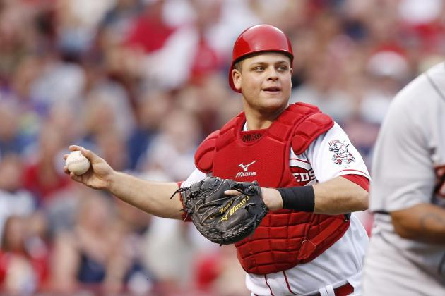 Reds Pick Devin Mesoraco Over Miguel Olivo as Backup Catcher