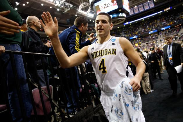 Frosh McGary's Energy Lifts Michigan