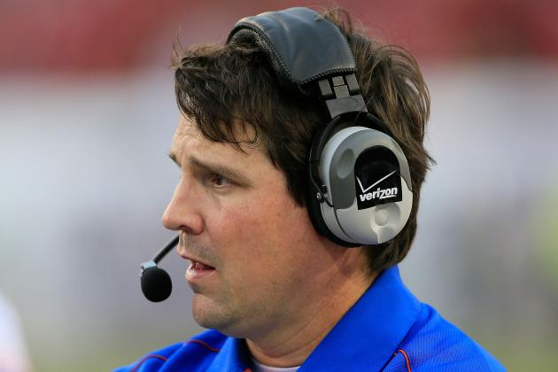 Florida so Banged Up on Offensive Line, Format of Its Spring Game Might Change