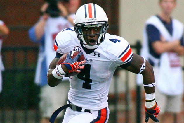 Why Auburn's Multi-Position Star Quan Bray Will Thrive in a New System