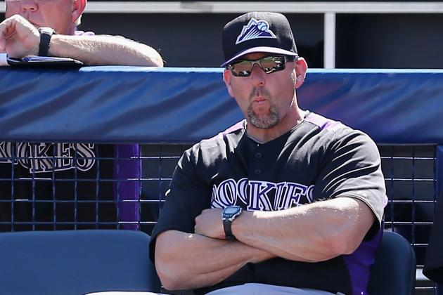 Rockies Eager to Remedy Franchise-Worst Season