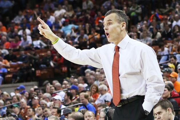 Florida Gulf Coast Is No Cinderella to Gators Coach Billy Donovan