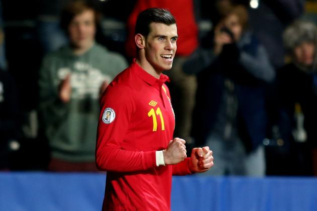 Bale 'Very Happy' with Tottenham, Says Wales Legend Jones