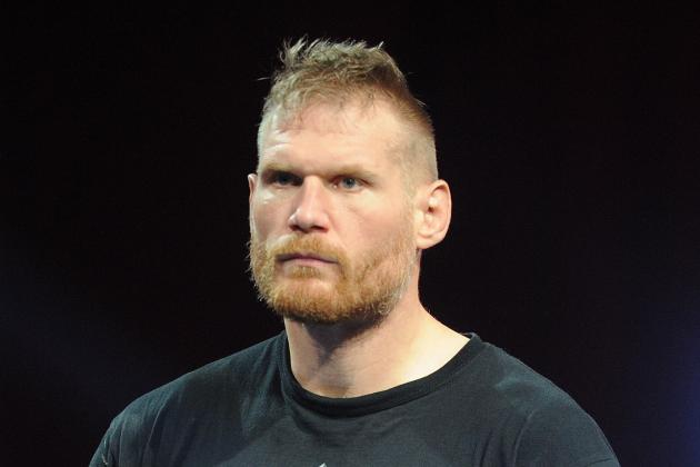 Josh Barnett Wants the Right Deal and Won't Settle for Less Than What He's Worth