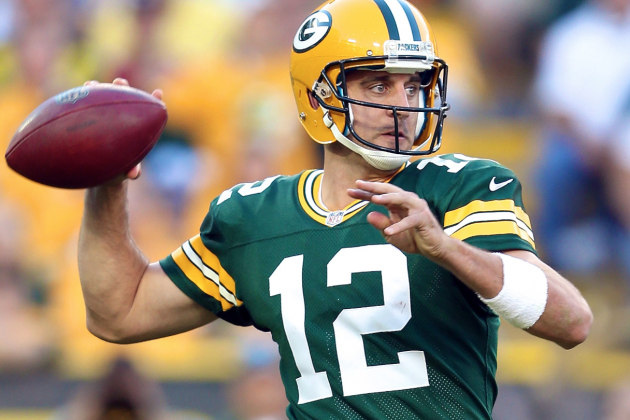 Aaron Rodgers and Packers Reportedly Working on Historic Contract Extension